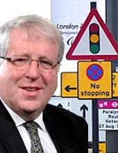 Unnecessary road signs, Patrick McLoughlin