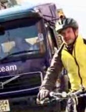 Sharing the road - Cycle & Lorry Road Safety