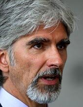 Damon Hill suports slower road speeds